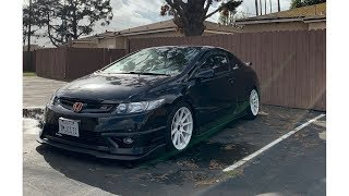 Top 5 Mods to do to Your Car : Honda Civic Si