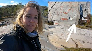7,000 year old rock art in Norway 🇳🇴 [S3 - Eps. 28]