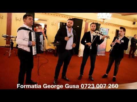 FORMATIA GEORGE GUSA - SARBA CA IN OLTENIA 2016 muzica de petrecere 2016 - 2017