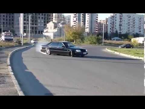 """Mercedes Benz S70 V12 AMG  Giorgi Tevzadze ""NeedForDrive Com"""