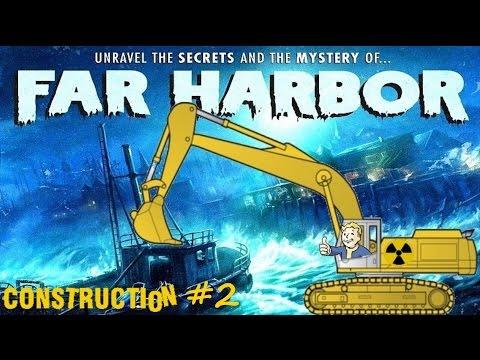 Fallout 4 - Far Harbor - Construction - la ferme des Dalton - #11