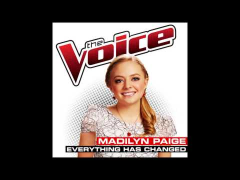 Madilyn Paige - Everything Has Changed