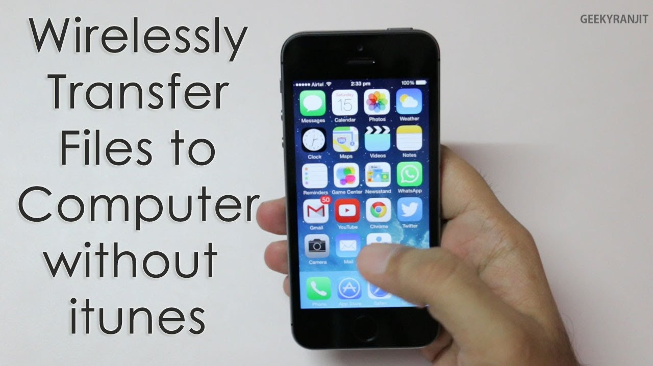 how to send video from iphone without losing quality wirelessly transfer media from iphone to computer without 21398