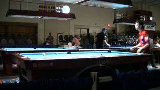2016 US Open 9 Ball ~ Ko Ping Chung wins a game over C.S. Yang ~ Tuesday