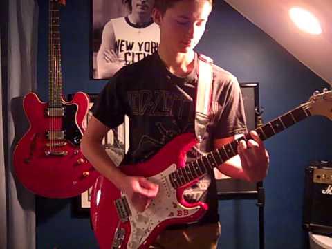 Bush Glycerine Guitar Cover