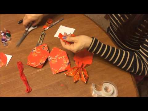 Chinese new year star lantern tutorial redfloweraddict for Ang pow koi fish tutorial