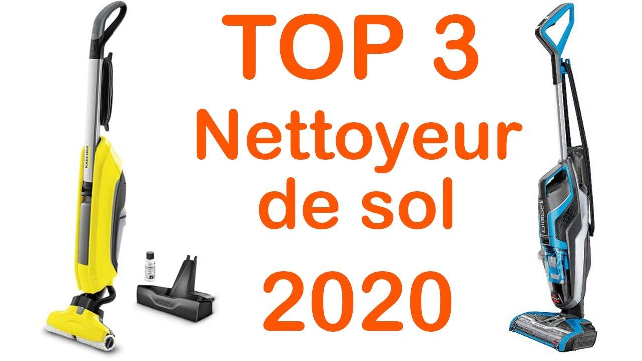 TOP 8 : Meilleur Nettoyeur de Sol 8