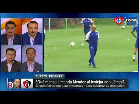 Cruz Azul se aleja del descenso, la Máquina tiene paso invicto en el Apertura 2017
