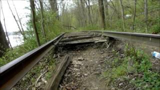 Susquehanna State Park Rail Trail Hike Sneak Peek Footage (Episode 4)
