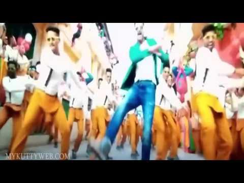 theri official video song Jithu Jilladi HD...