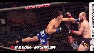 UFC 173: Fight Motion