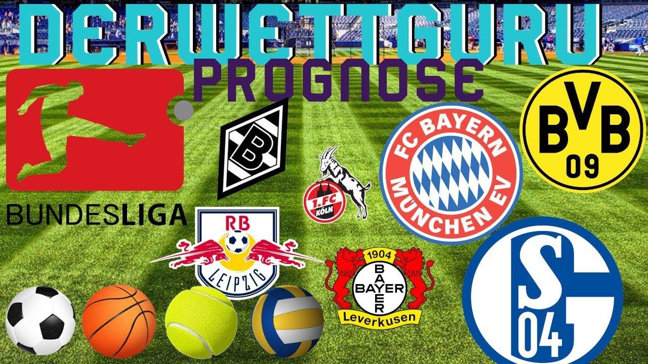 Fußball Prognose Bundesliga