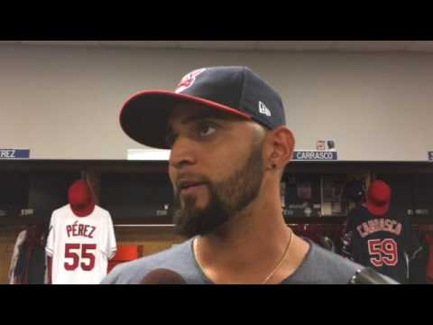 Danny Salazar delivers strong start in return to rotation