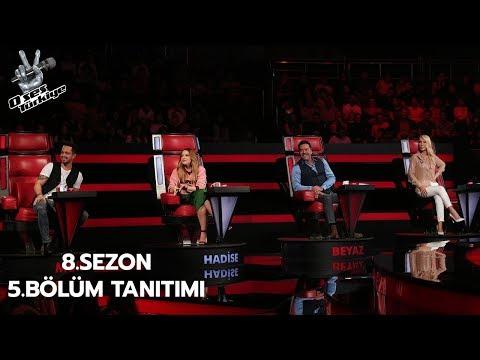 5. Bölüm Tantımı | O Ses Türkiye 2018