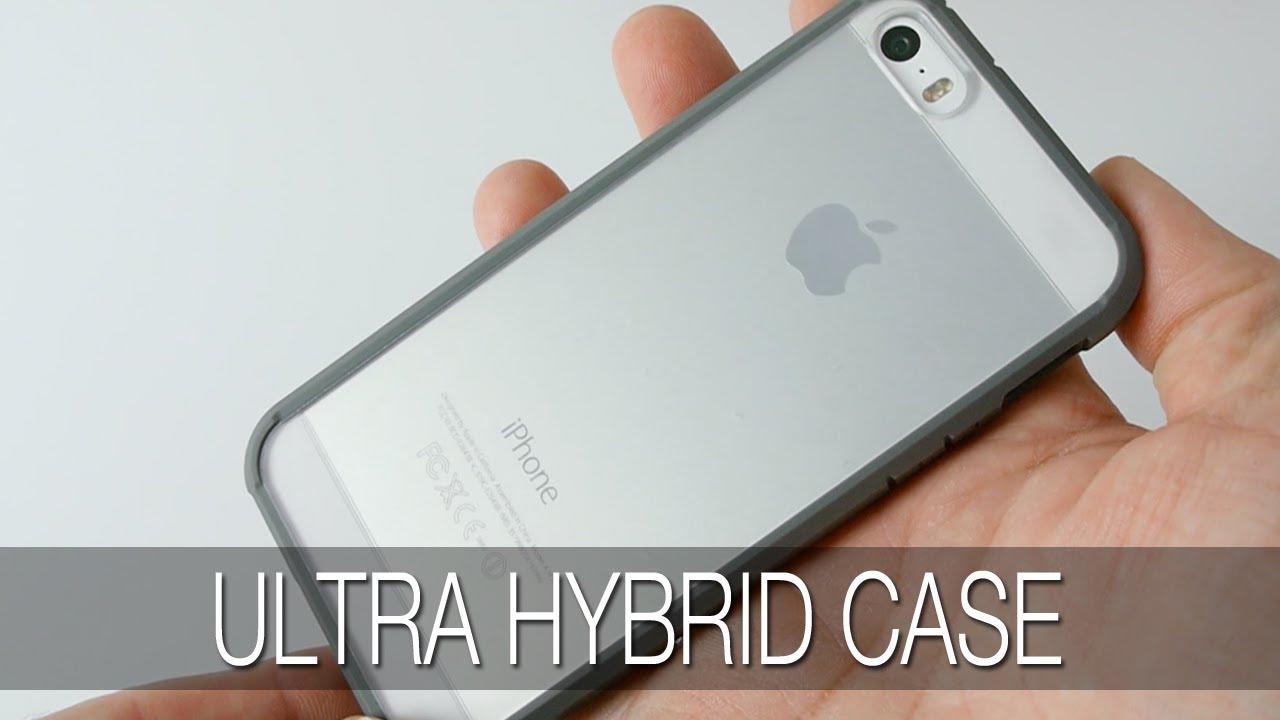 new arrival d8c14 6733e Spigen SGP Ultra Hybrid Case Review for iPhone 5s & iPhone 5 @SpigenWorld