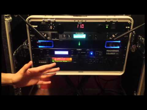 rack effects gear for guitar bass rig