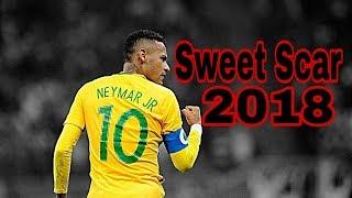 Download Neymar JR ⚫ Sweet Scar ⚫ Beautiful Skills & Goals Mp3
