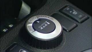 Новий Ніссан Х-Трейл навчальне відео (демо шоурил)