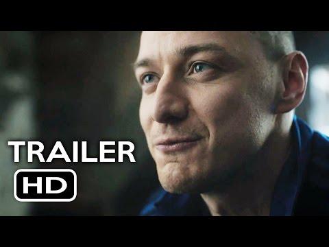 Split Official Trailer #2 (2017) James McAvoy Thriller Movie HD
