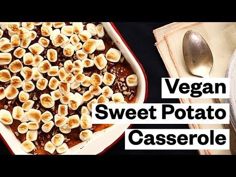 VEGAN Sweet Potato Casserole | Thrive Market