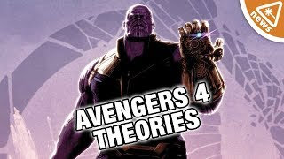 Best/Worst Avengers 4 Theories Breakdown (Nerdist News w/ Jessica Chobot)