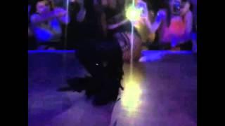 Shkendije Muja striptiz show