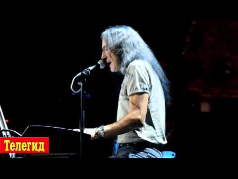 Кен Хенсли (екс-Uriah Heep) в Киеве