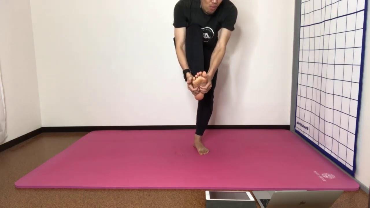 「体幹⇄上肢」の連動(フル)