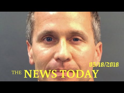 Missouri Legislators To Weigh Impeachment Of Scandal-plagued Governor   News Today   05/18/2018...