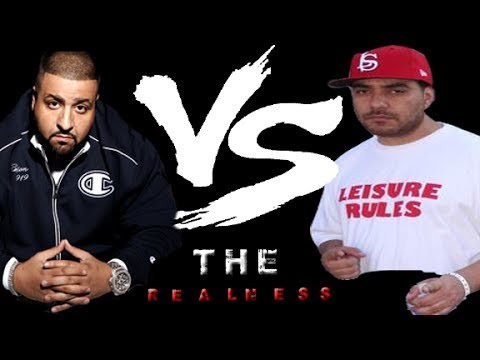 THE REALNESS: Cipha Sounds And DJ Khaled Have Beef??
