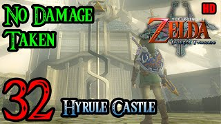Zelda Twilight Princess Wii 100% Walkthrough 1080p HD Part 32 - Hyrule Castle