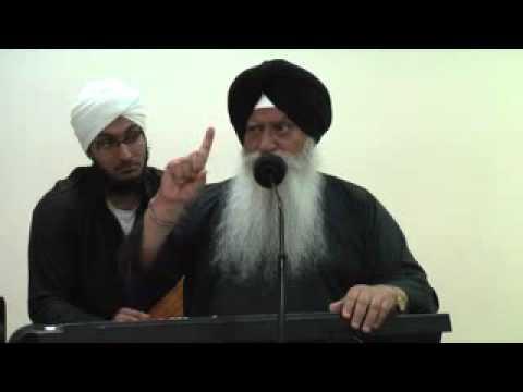Singh Sahib Prof. Darshan Singh ji - Hukamae Aavai Hukamae Jaavai - Sidh Gosat Lesson 11