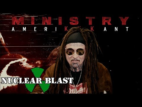 MINISTRY - Deconstructing the song 'Antifa' (OFFICIAL TRAILER)