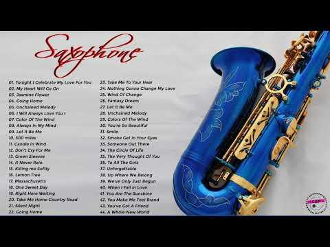 3 horas maior saxofone amor canções instrumental 🎷Música relaxante SAX romântica bonita |  Mp3 Download