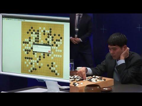 Lee Sedol Beats AlphaGo!