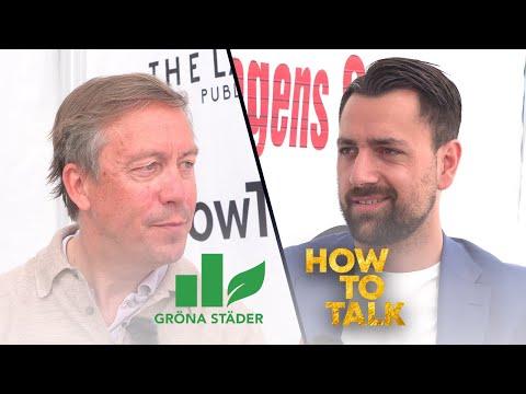 HowToTalk - Gröna Städer
