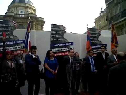 French Senate Rejects to examine & Vote Bill Criminalizing Genocide Denial LIVE 3 Mobile