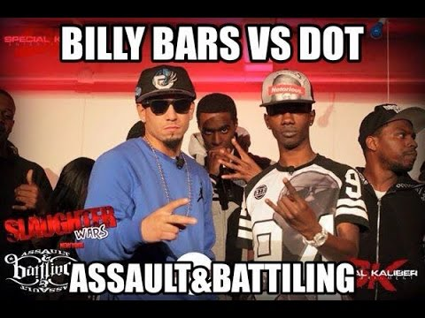 A&B #EAST I New York I Presents: DOT VS BILLY BARS [SLAUGHTER WARS]Hosted By: Gwitty And Bing Nation