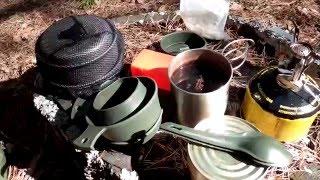 Посуда для походов. Обзор и тесты.