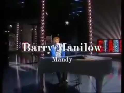 Barry Manilow Oh Mandy
