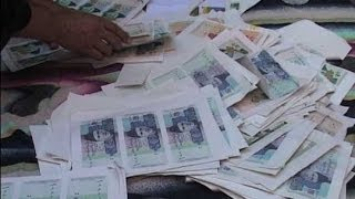 Dunya News-Peshawar Police Arrests Fake Currency Dealers