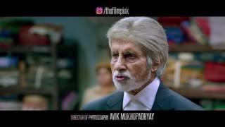 PINK Dialogue Promo 03 | Shoojit Sircar | Amitabh Bachchan | Taapsee Pannu