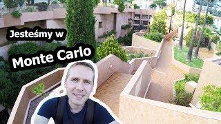 Dojechaliśmy do Monte Carlo - Śpimy na Dziko (Vlog #141)