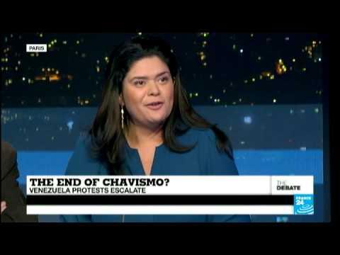 The End of Chavismo? Venezuela Protests Escalate (part 1) - #F24Debate