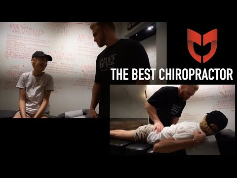VISITING THE BEST CHIROPRACTOR IN MIAMI VLOGG | DR.ZEV