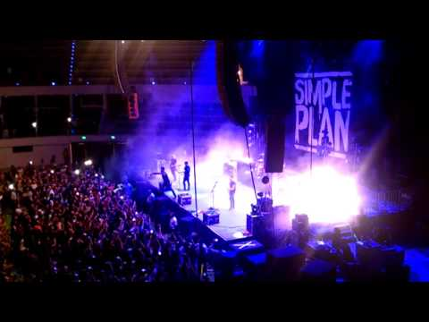 Simple plan Mérida  - welcome to my life