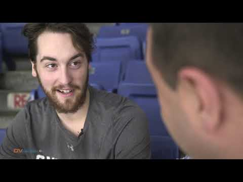 Game Faces: Crunch goalie Connor Ingram balances success with humor (video)