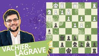 Sub Saturday: Maxime Vachier-Lagrave Shows No Mercy