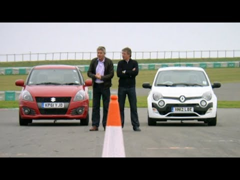 Which Hot Hatch Is The Best? 1/3 – Fifth Gear