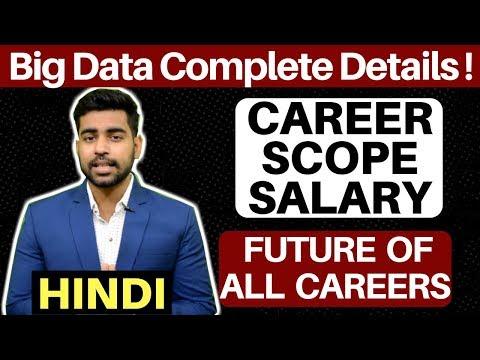 Big Data For Beginners | Big Data Analytics | Hadoop | Courses | Scope | Salary